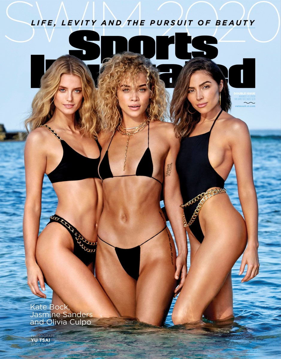 Sports Illustrated Swimsuit Cover 2020 - New York Style Guide
