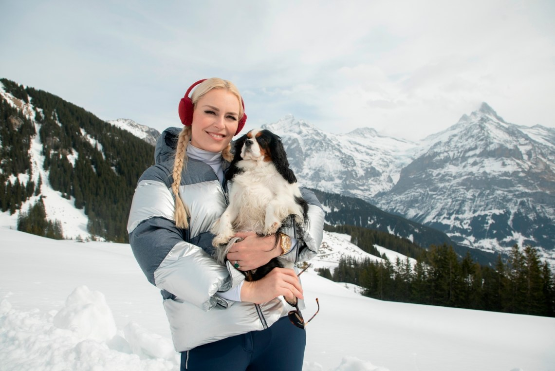 "Lindsey Vonn Announces New Show ""The Pack"" On Amazon Prime Video"