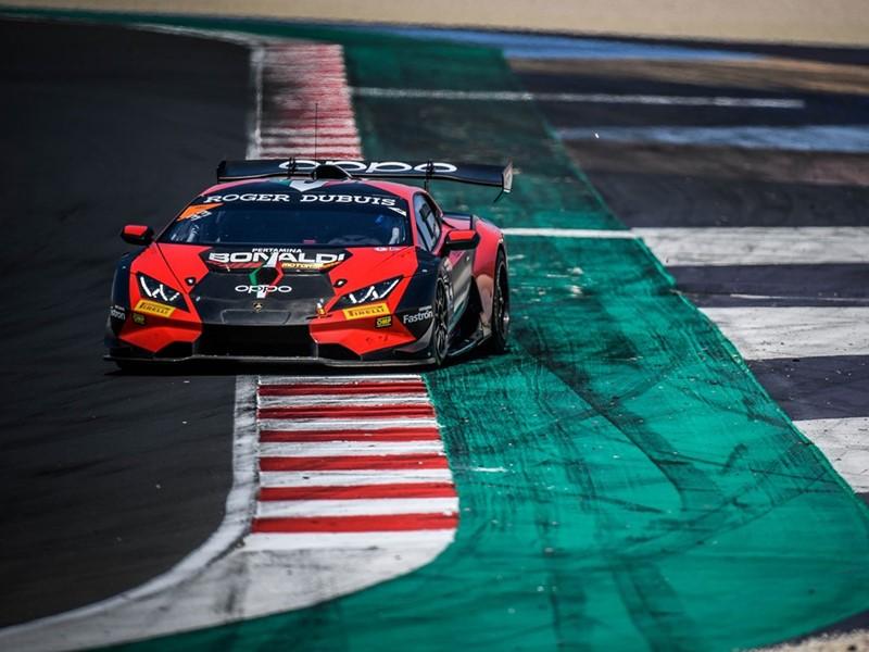 Lamborghini Super Trofeo Europe-Bonaldi Motorsport