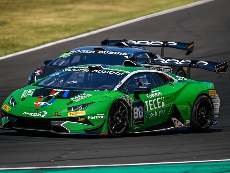 Lamborghini Super Trofeo Europe-Imperiale Racing