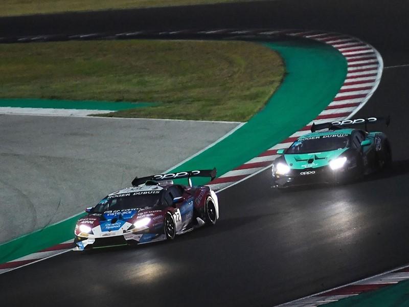 Lamborghini Supertrofeo Europe-Micanek Motorsport