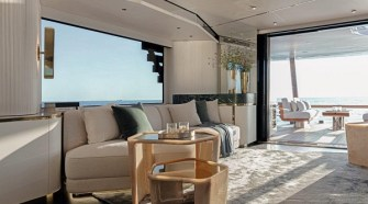 AZIMUT YACHTS WITH GABRIELE MUCCINO TO TELL THE STORY OF THE NEW MAGELLANO 25 METRI