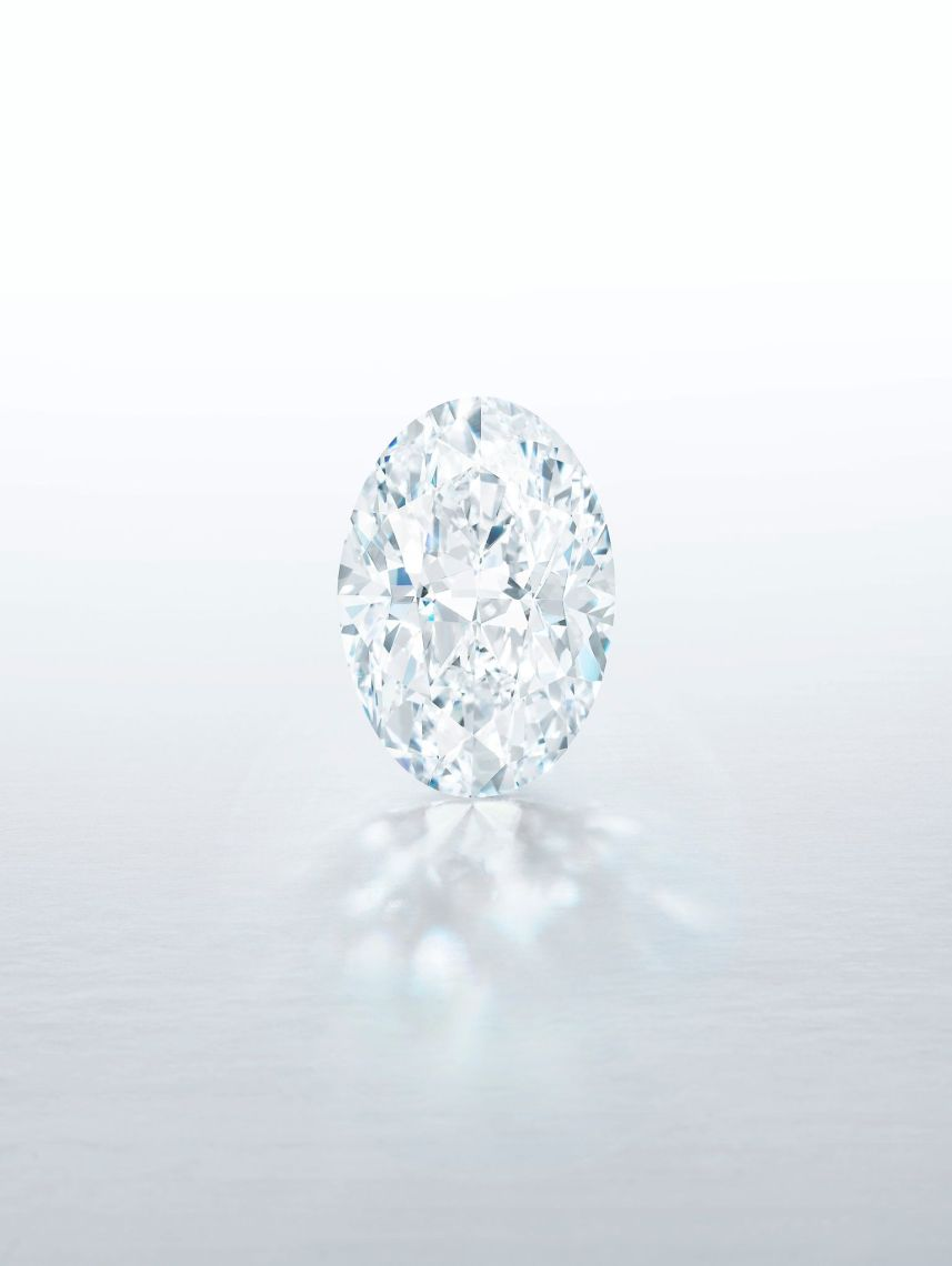 10239 - Sotheby's to Offer A 'Perfect' 102.39-Carat Diamond