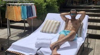 Marwida Men's Swimwear Hosted Pop-Up during MIAMI Swim Week / Paraiso at SLS South Beach