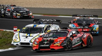 Lamborghini Super Trofeo Europe in Nürburgring Race 1