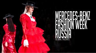 Mercedes Benz Fashion Week Russia Global Talents
