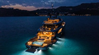 SURPRISE BENETTI - INNOVATIVE AND GLAMOUROUS YACHT AND FLAGSHIP OF THE BOAT SHOW