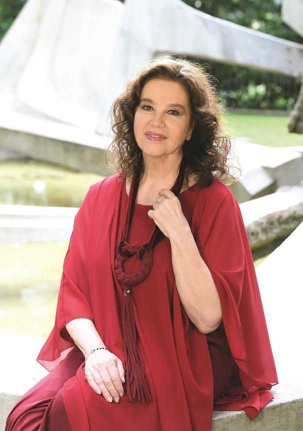 Stefania Sandrelli per Martino Midali_ADV Campaign