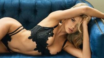 American Actress Charlotte McKinney Sexy Photos