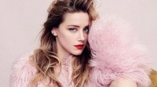 Amber Heard Lifestyle Photos