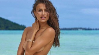 Russian Model Irina Shayk Sexy Photos