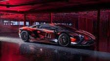 Automobili Lamborghini and Yohji Yamamoto celebrate the grand opening of the Lamborghini Lounge Tokyo and the Ad Personam Studio