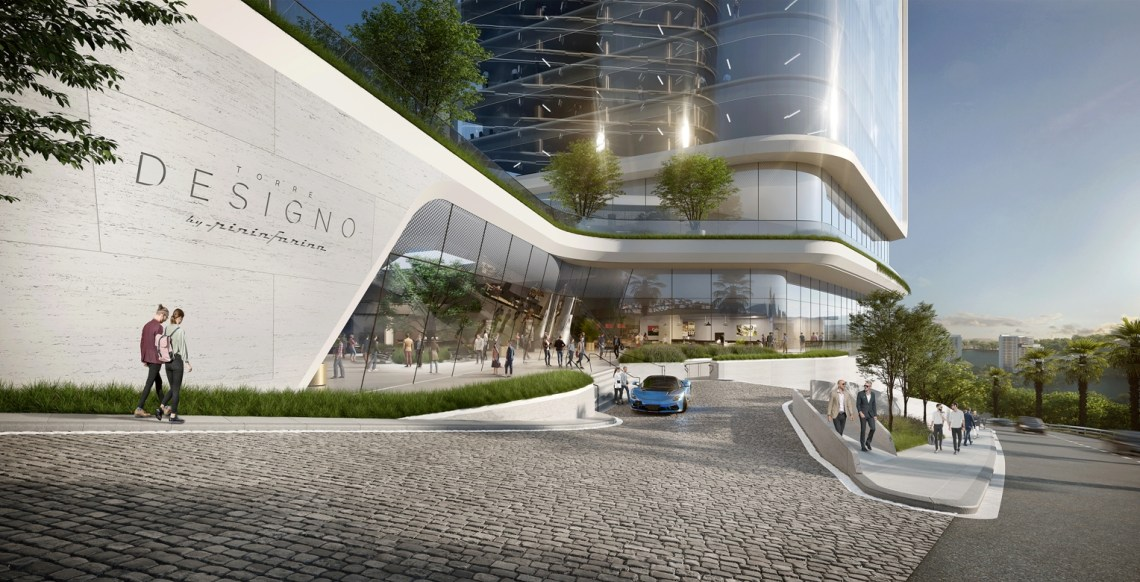 Pininfarina Unveils Torre Designo, An Ultra Premium Commercial Tower in Mexico City