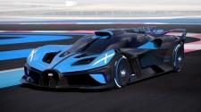 Bugatti Developed The Track Only Bugatti Bolide