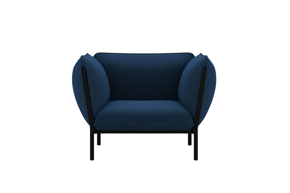 Kumo Single-Seater Sofa with Armrests Mare