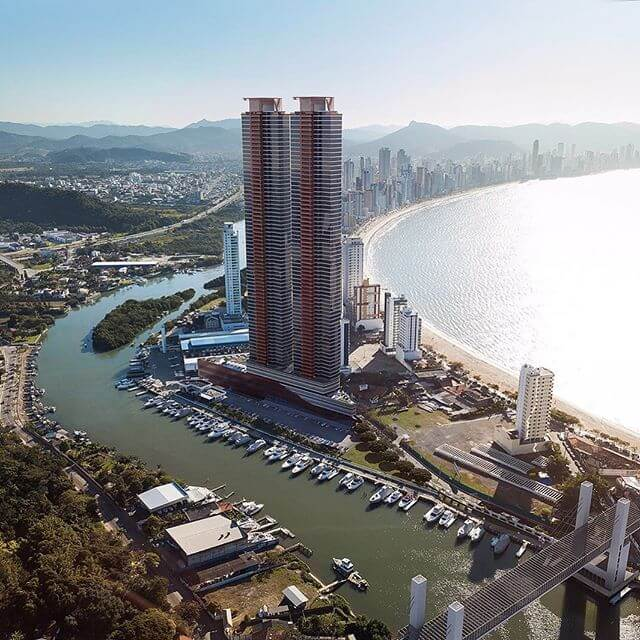 Pininfarina Receives American Architecture Award for its Brazilian Residential Towers Project