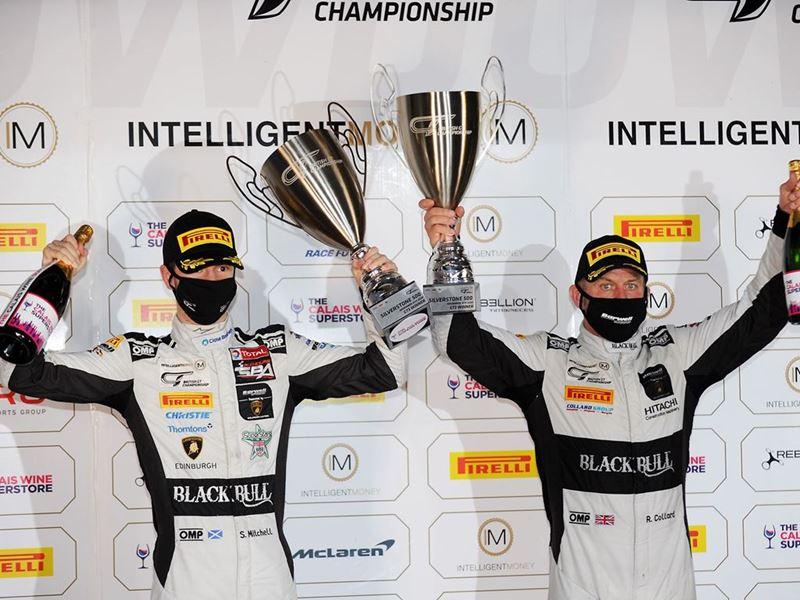 Sandy Mitchell - Rob Collard- Barwell Motorsport - British GT