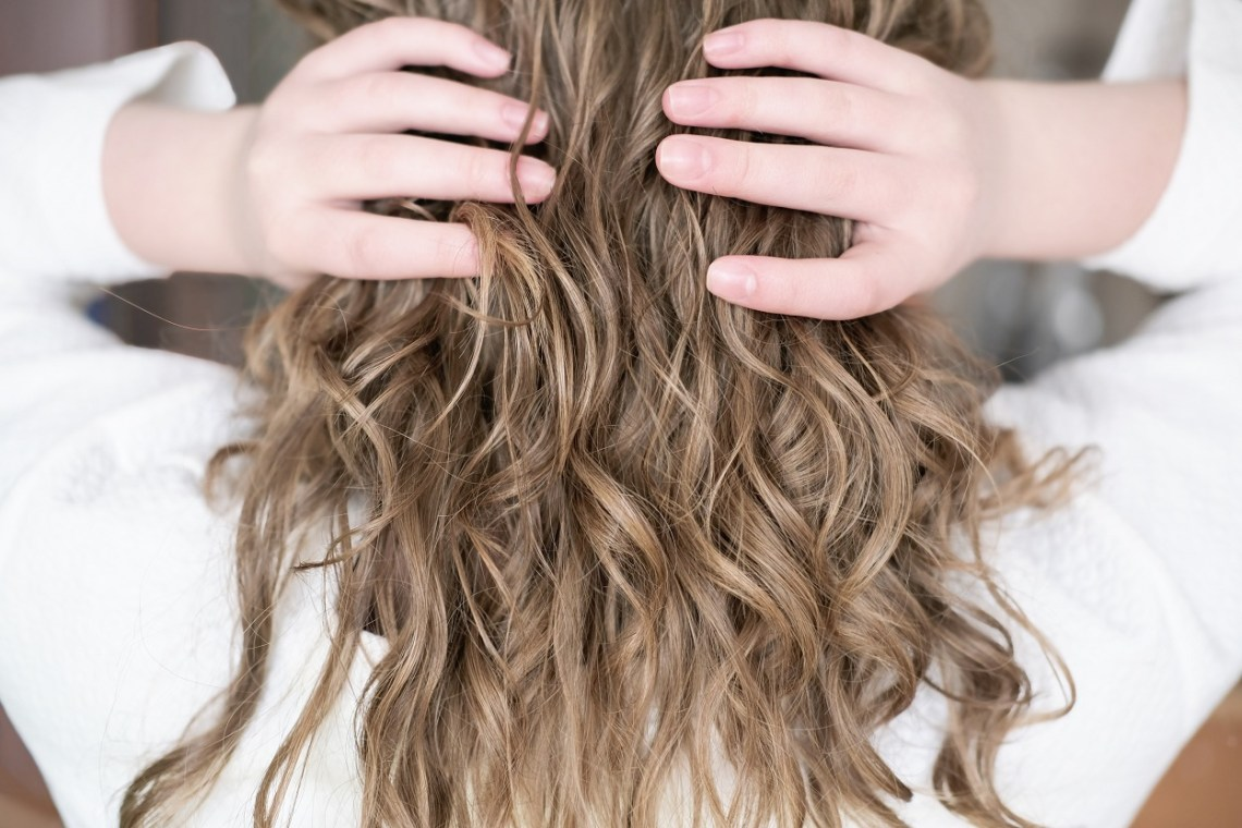 Add Curl to Your Hair Without Heat