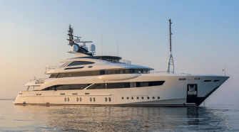 ROSSINAVI PRESENTS M/Y FLORENTIA BY AWARD-WINNING DESIGNER CARLO COLOMBO