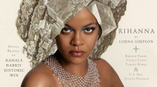 RIHANNA AND ARTIST LORNA SIMPSON: ESSENCE JANUARY FEBRUARY 2021 ISSUE ARTISTIC COVER