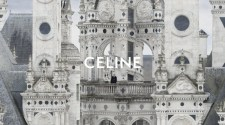 "CELINE HOMME ""TEEN KNIGHT POEM"""