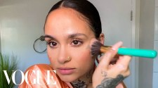 Kehlani's Everyday Skin-Care Routine and Guide to a Glowing Face | Beauty Secrets | Vogue