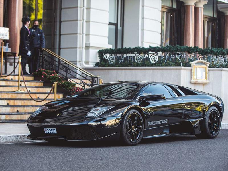 Lamborghini Murciélago - Courtesy RM-Sotheby's
