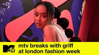 Music Meets Fashion Competition – Griff At London Fashion Week