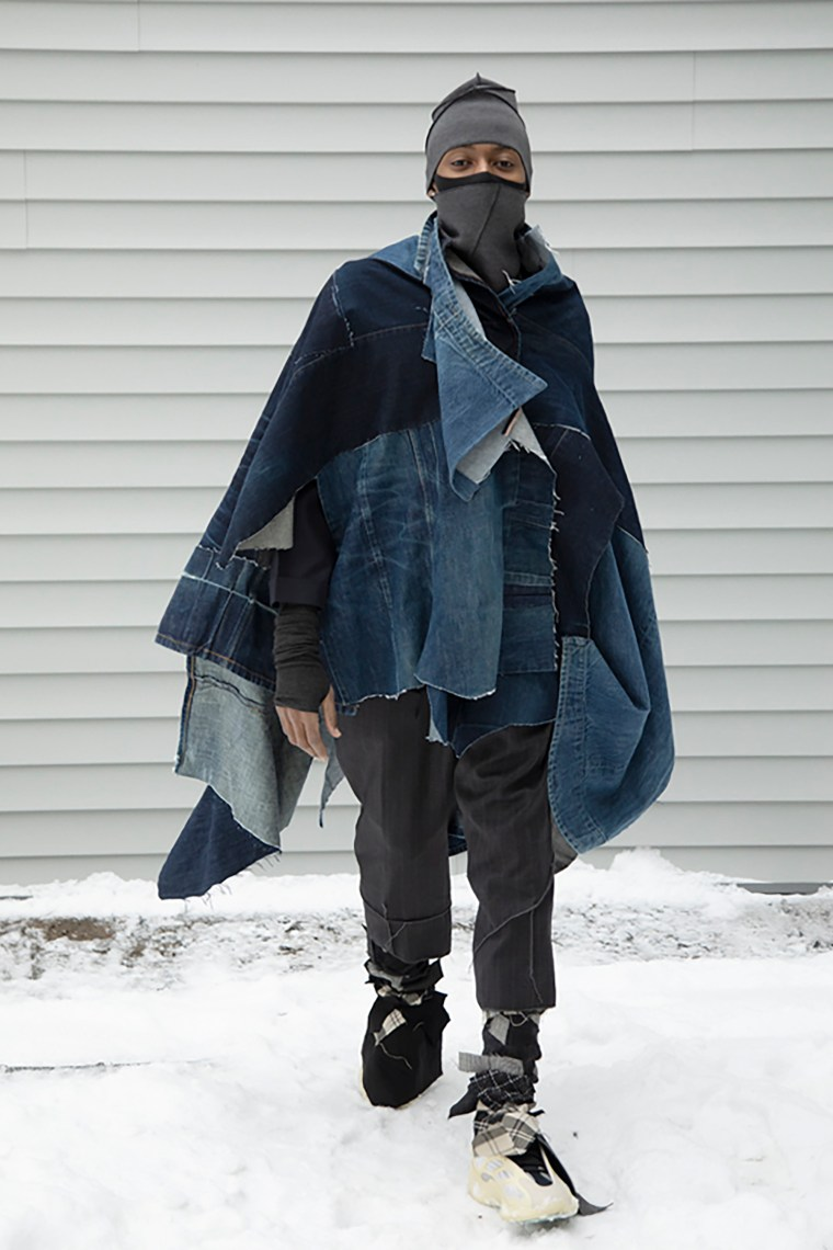 EPPERSON Presents Fall Winter 2021 During NYFW