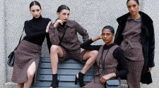 """Negris LeBrum Shows """"The Homecoming"""" on the Runways of NYFW for Fall Winter 2021"""