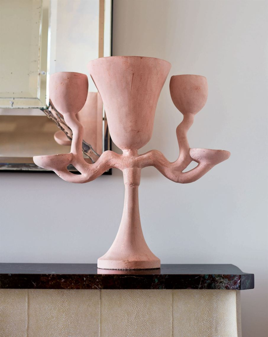 Alberto Giacometti, Égyptienne Table Lamp