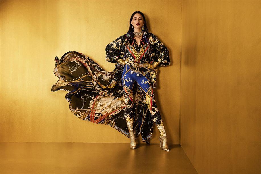 Australian designer Camilla - Model Images