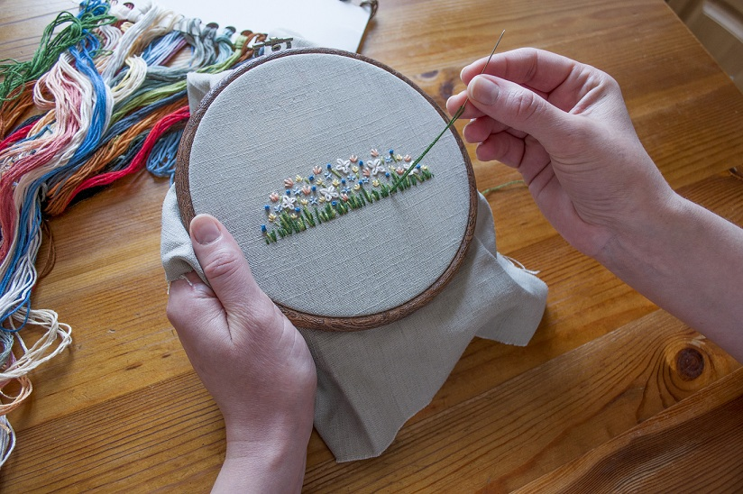 4 Embroidery Fashion Trends For 2021