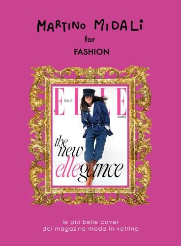 Martino Midali for Fashion: Elle second cover
