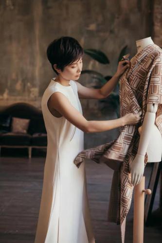 Hui Zhou Zhao creative director HUI