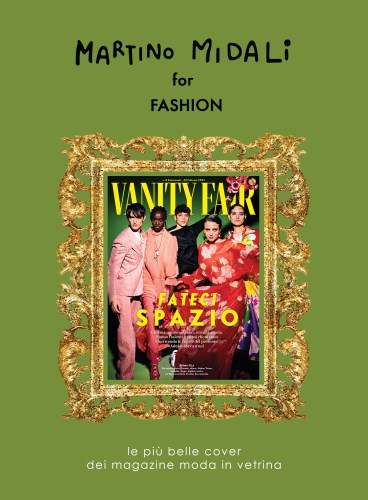 Martino Midali for Fashion: Vanity Fair cover