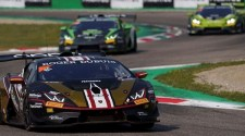 Max Weering Takes First Lamborghini Super Trofeo Europe Win In Dramatic Monza Opener