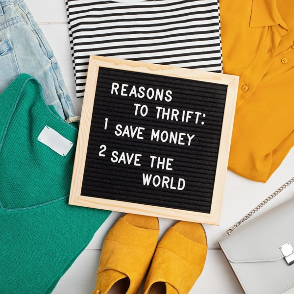 Ways To Fix up Your Thrift Store Clothing Finds
