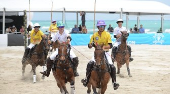 2021 World Polo League Beach Polo Miami Beach
