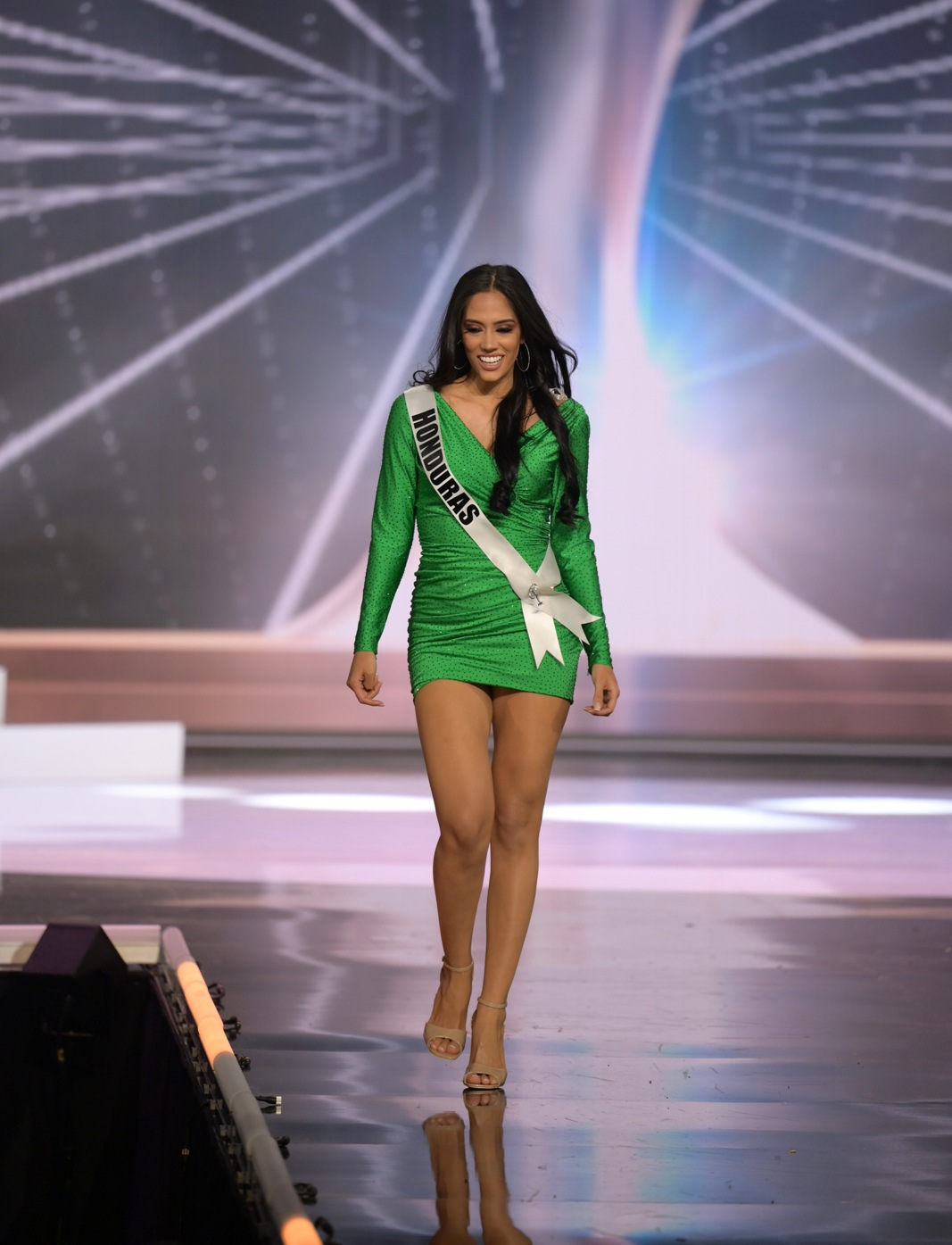 69th Miss Universe Competition® - Preliminary Competition - Opening in Sherri Hill 45