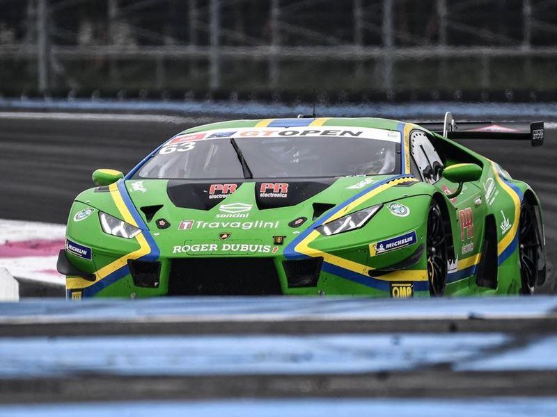 Lamborghini - International GT Open - Paul Ricard - Vincenzo Sospiri Racing 2