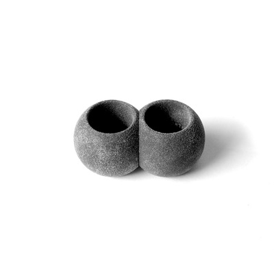 Rubber Ring by Laura Forte 3rd prize at the Jewelry Selection International Competition 2020