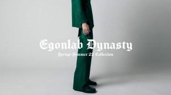 EGONLAB DYNASTY - Spring / Summer 2022 collection.