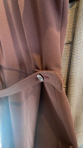 detail ofa cloth's waist