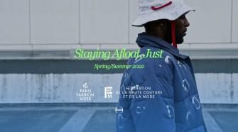 Gravalot Spring/Summer 2022 Menswear Presentation · Staying Afloat, Just