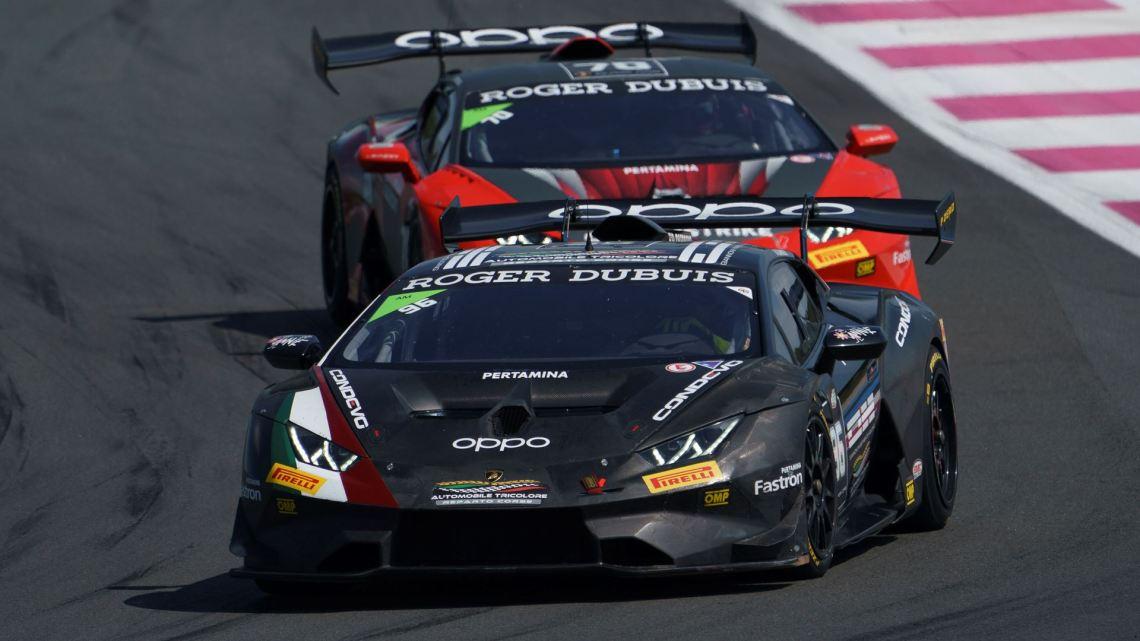 Lamborghini Super Trofeo Europe - Paul Ricard - Giannoni