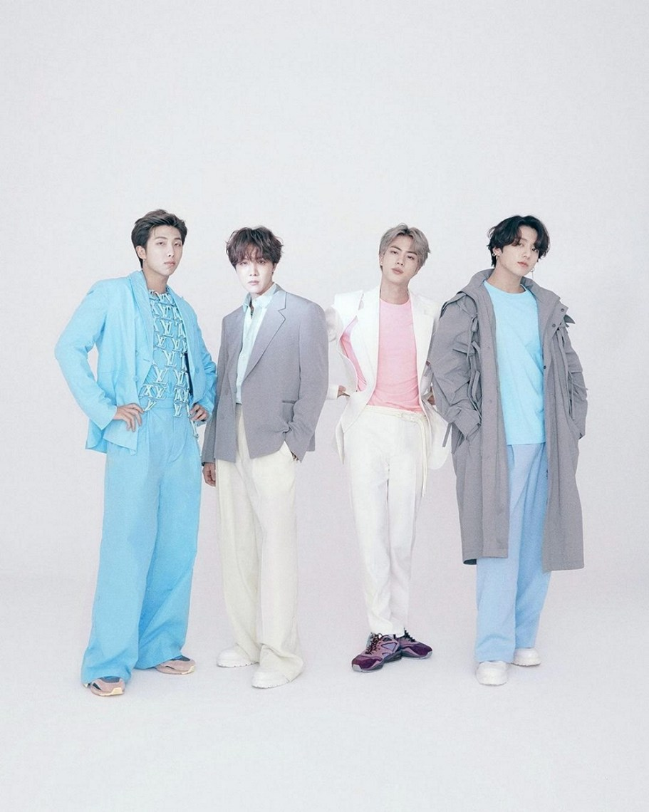BTS Generates Millions of Impressions for New Louis Vuitton Collection, K-Pop Stars Have Become Fashion's Most Powerful Influencers