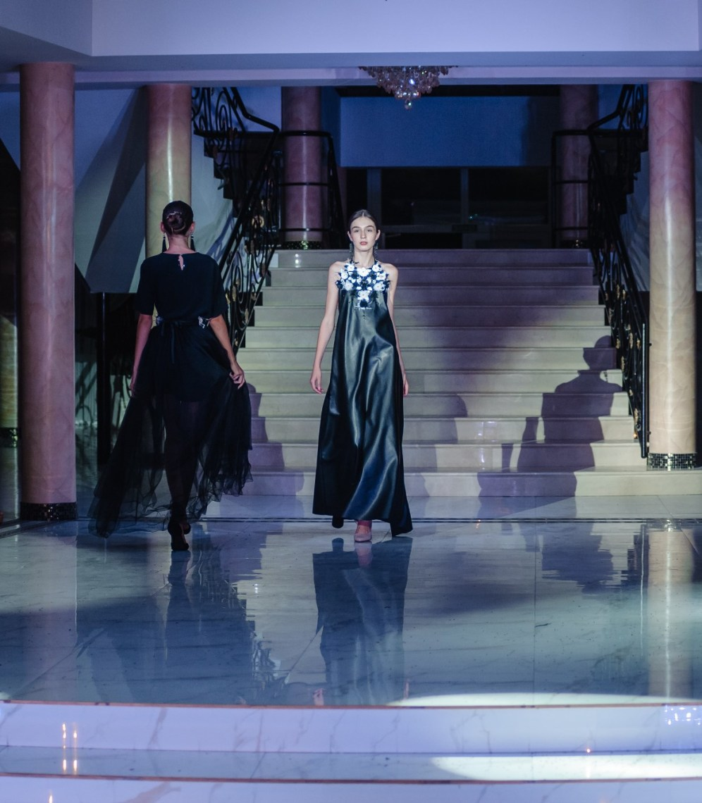 HNA-dress brand with Dance In Flowers collection