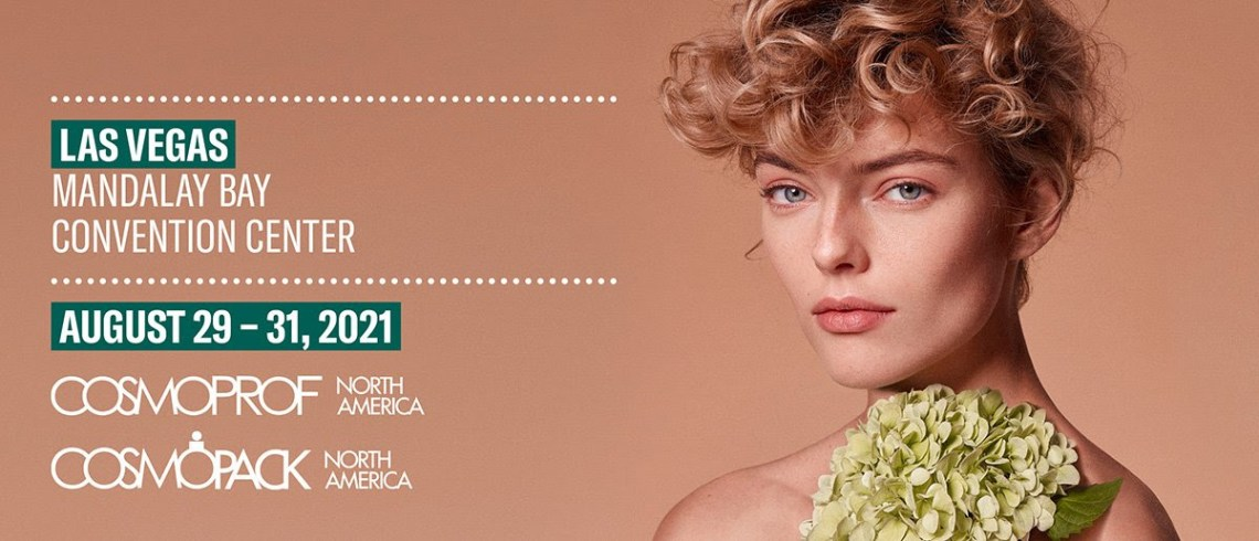 Cosmoprof North America will kick-off on August 29th - 31st