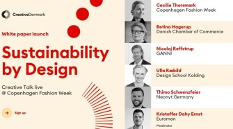 Creative Talk: Sustainability by design